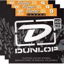 DEN0942 Electric Guitar String Bundle
