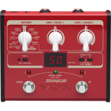 Stomplab1B Bass Multi-Effects (60 Effects) Pedal