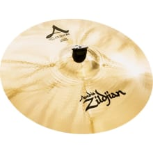 A Custom Brilliant Crash Cymbal