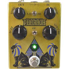 Pharaoh Gold Fuzz Guitar Pedal
