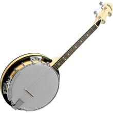 Gold Tone Cripple Creek Irish Tenor Banjo
