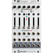 Mutable Instruments Stages ASR envelope, complex 6
