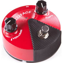 FFM2 Red Germanium Fuzz Face Mini Distortion Pedal