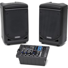 XP300 300-Watt Stereo Portable PA System