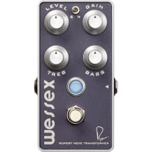 Wessex Overdrive Guitar Effect Pedal