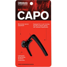CP-02 NS Capo (Black)