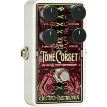 Time Corset Compressor Sustainer Pedal