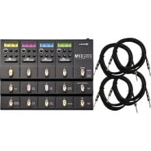 99-0403-005 M13 Multi StompBox Modeler Bundle