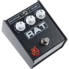 RAT2 Pack Rat Mod Distortion w/9V Jack