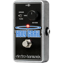 Holy Grail Nano Reverb Pedal with Power Supply