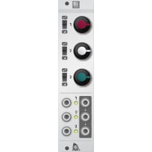 Shades Mixer, Offset, Attenuverter Module