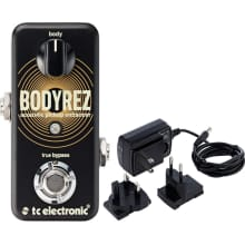 Bodyrez Acoustic Pickup Enhancer Pedal