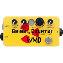 Geiger Counter Civilian Issue (GCCI) Effect Pedal