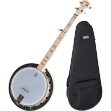 Goodtime 2 Resonator Banjo Bundle with Case