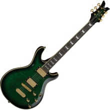 DCR ICON TGR Custom Run #15 Icon Green Guitar
