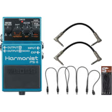 PS-6 Harmonist Pitch Shifter Pedal Bundle