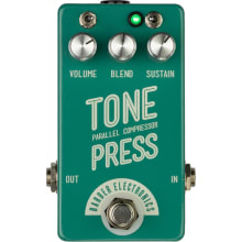 Tone Press Parallel Compressor Pedal