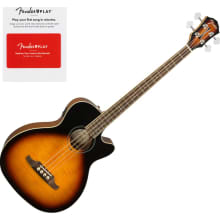 Fender 0971443032 FA-450CE Acoustic Electric Bass,