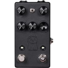 JHS Lucky Cat Delay Pedal (Stealth Black)