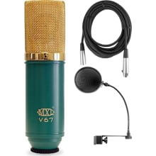 V67G Large Diaphragm Microphone Bundle