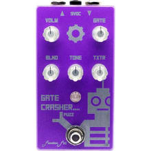 Function-fx Gate Crasher Octave Fuzz Effect Pedal