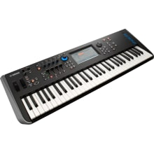 Yamaha MODX6 61-Key Semi-Weighted Synthesizer Keyb