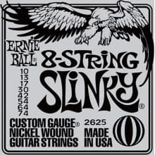 2625 8-String Slinky Electric Guitar Strings