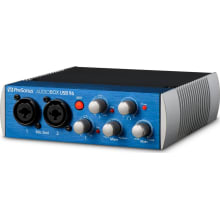 AudioBox USB 96 2x2 Audio Interface w/Software