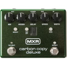 M292 Carbon Coby Deluxe Analog Delay Pedal