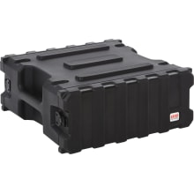 Pro-Series Molded PE Rack Case; 4U, 19