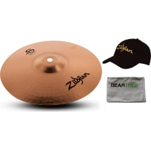 Zildjian S10S 10 inch SPLASH with Baseball Cap and