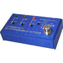 Multi-Expression Controller Pedal
