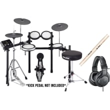 DTX562K Electronic Drum Set Bundle