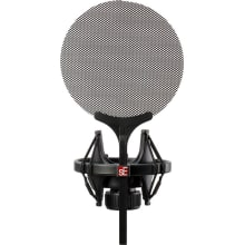 Isolation Pack Shockmount with Pop Filter