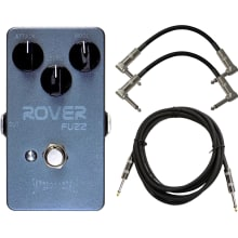Rover Fuzz Guitar Effect Pedal Bundle