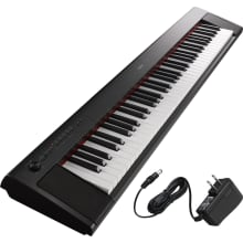 NP 32B Kit Piaggero 76-Key Keyboard w/PS