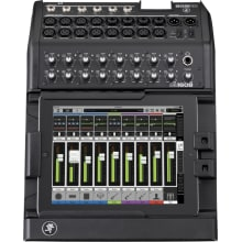 Mackie DL806 8-channel Digital Live Sound iPad Con