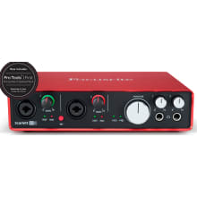 Scarlett 6i6 USB Recording Interface - 2nd Gen