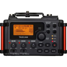 DR-60DmkII 4-Track Portable Recorder for DSLR