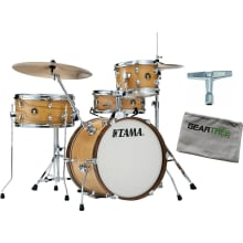 Tama LJL48S Club JAM Lacquer 4-Piece Satin Blonde
