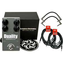 Duality Bass Fuzz Pedal Bundle