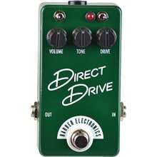 Direct Drive Compact British Overdrive