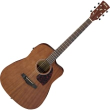 PF12MHCE OPN Open Pore Acoustic-Electric Guitar