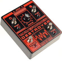 Waveformer Destroyer Distortion Pedal