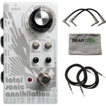 Death by Audio Total Sonic Annihilation 2 Effects