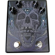 Crown of Horns Fuzz Guitar Pedal
