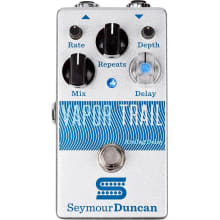 11900-002 Vapor Trail Analog Delay Effects Pedal