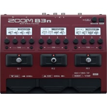 B3n Multi-Effects Bass Processor w/Power Supply