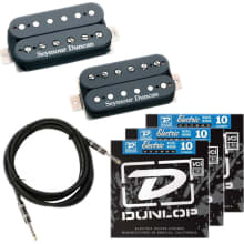 Hot Rodded Humbucker Set Bundle