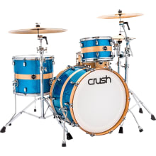 Crush SBR326 Sublime Birch 3 Piece Drum Shell Pack